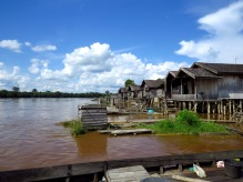 Tanjung Taruna, Central Kalimantan. Photo by Sara Thornton.